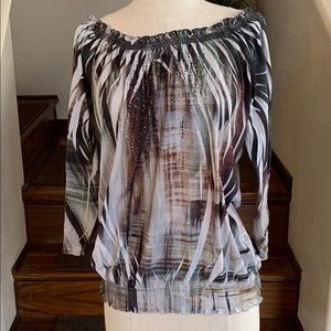 Chico's Women's Size 1 Blouse